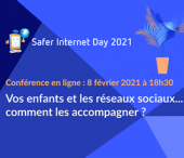 Participez au SAFER INTERNET DAY !