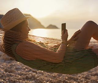 """Téléphone mobile : l'itinérance internationale (""""roaming"""")"""