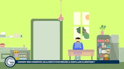 le gaspillage alimentaire institut national de la consommation. Black Bedroom Furniture Sets. Home Design Ideas