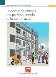 Le Devoir De Conseil Des Professionnels De La Construction