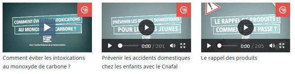 Sensibilisation aux Accidents de la Vie Courante Avc-videos