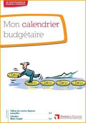 Calendrier Budgetaire.Mon Calendrier Budgetaire Institut National De La Consommation