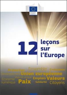 12 leçons sur l'Europe