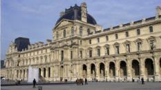 La communication d'un musée : Le Louvre