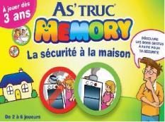 As'truc Mémo - La sécurité à la maison