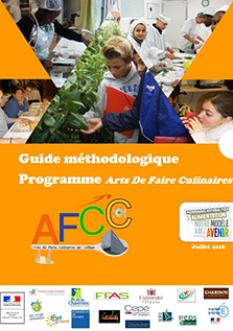 Guide méthodologique et pédagogique - Arts De Faire Culinaires au Collège