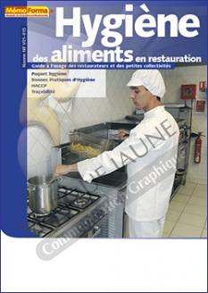 Manuel de formation : Hygiène des aliments en restauration