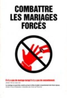 Combattre les mariages forcés