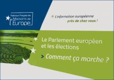 Le parlement européen et les élections - Comment ça marche