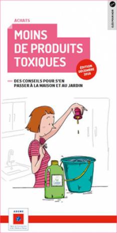 Achats : moins de produits toxiques