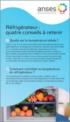 Réfrigérateur : quatre conseils à retenir