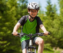 Les casques vélo pour enfants