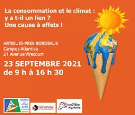 La consommation et le climat. Y a-t-il un lien de cause à effets ?