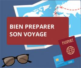 Bien préparer son voyage