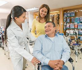 Aides techniques : garanties et assurances