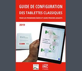 Guide de configuration des tablettes classiques pour les personnes âgées et leurs proches aidants