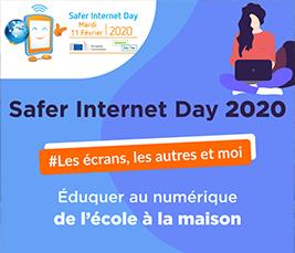 Participez au SAFER INTERNET DAY !