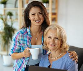 Cohabitation intergénérationnelle solidaire : la rencontre des générations au sein d'un logement !
