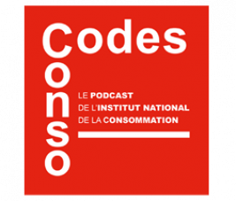 Codes Conso, le podcast de l'Institut national de la consommation
