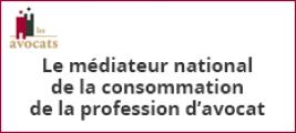 Médiateur national de la consommation de la profession d'avocat