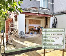 Urbanisme : le panneau d'affichage d'une décision
