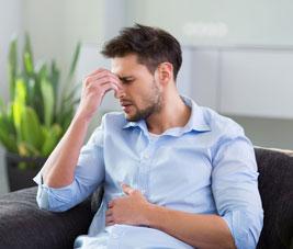 Troubles digestifs : n'attendez pas trop des médicaments