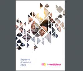 Médiation bancaire : rapport d'activité 2020 de la médiatrice auprès de la FBF