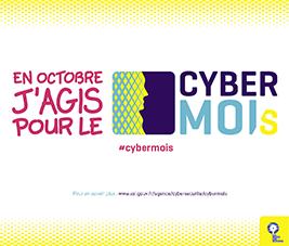 Le Mois européen de la cybersécurité 2019