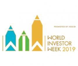 Semaine Mondiale de l'Investisseur 2019