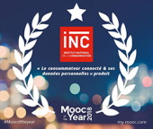 3ème édition des Mooc of the year : l'INC lauréat