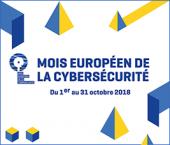Le Mois européen de la cybersécurité 2018