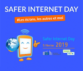 En février, participez au SAFER INTERNET DAY !