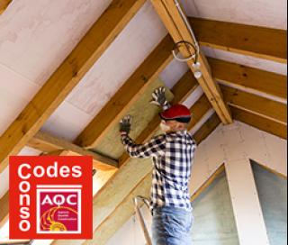 """Codes Conso """"La rénovation énergétique"""" avec l'AQC"""