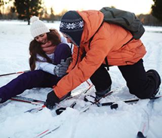 Accidents de ski et responsabilités