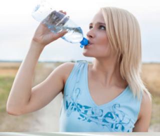 L'eau du robinet en vacances